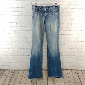 7 FOR ALL MAN KIND FLARE SZ 28